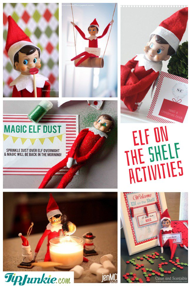 Amazing 19 Elf on the Shelf Ideas your kids will love!