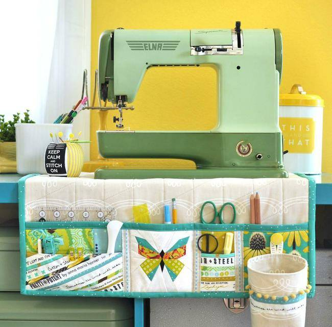 sewing machine undercover