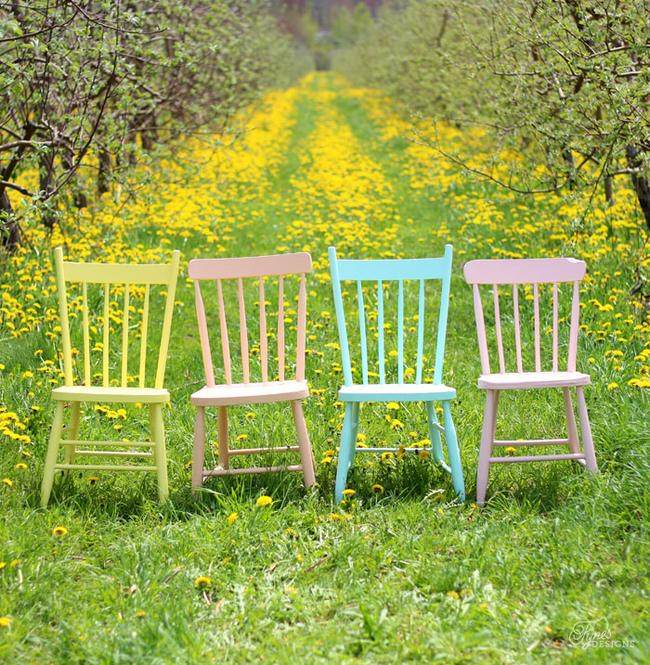 Summer Painted Furniture