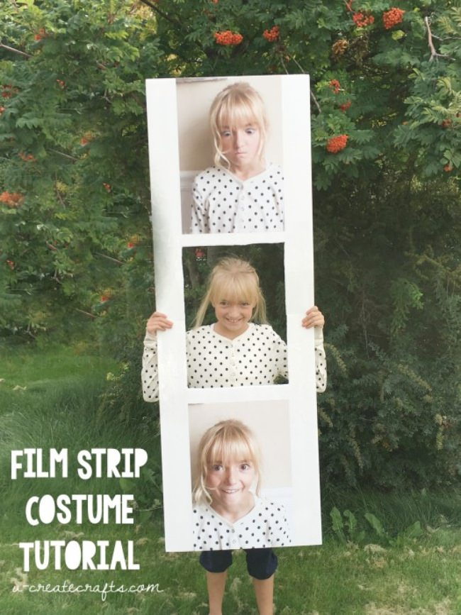 Film Strip Costume