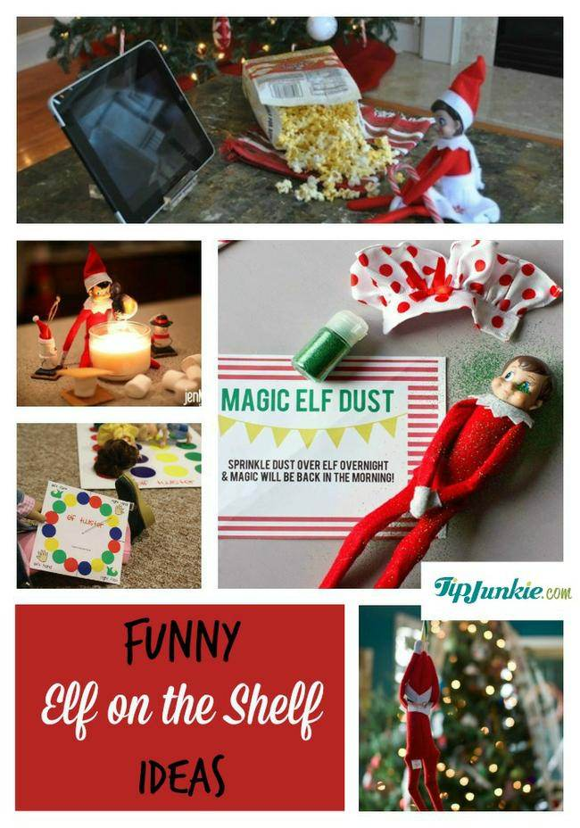 Funny Elf on the Shelf Ideas-jpg