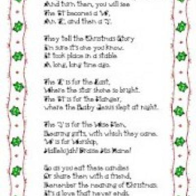 Don T Eat Pete With M Amp M Christmas Poem Printable Tip