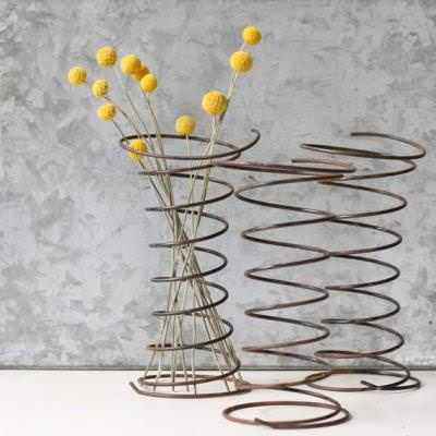 20 Things to Do with Rusty Springs {accessorize}