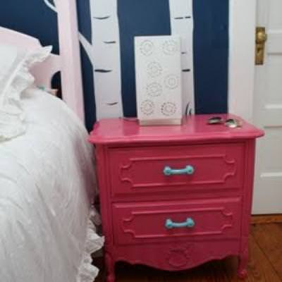 A DIFFERENT dresser makeover!