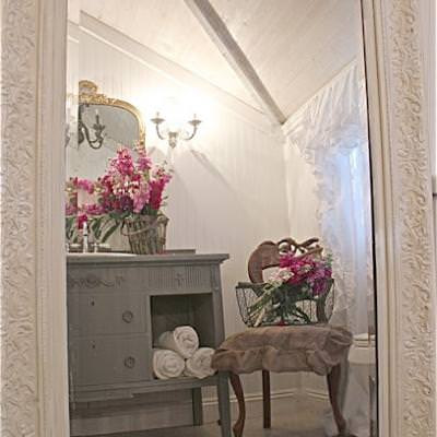 French Country Bathroom Makeover {a bathroom}