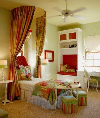 Girl's Bedroom {How to Decorate}