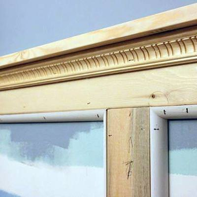 How to Install Board & Batten {molding}