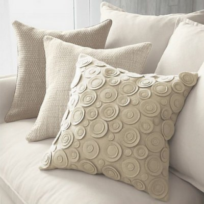 "How to Make the ""Layla"" Pillow {inspired by Crate and Barrel}"