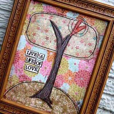 How to Shop for Thrift Store Frames {diy art}