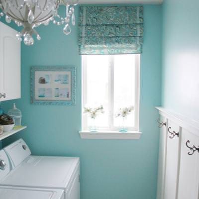 Laundry Room Inspiration {room makeover}