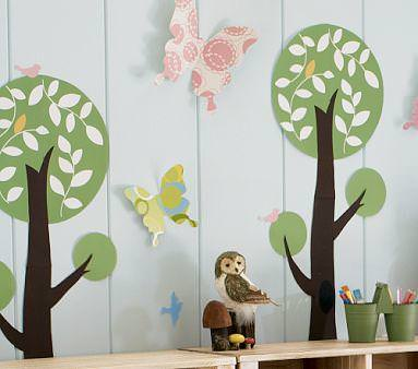 Pottery Barn Kids Inspired Room to Play {DIY}