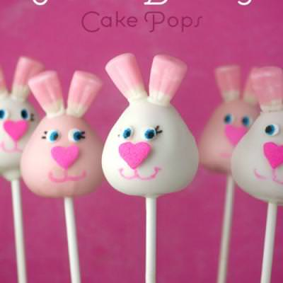 Easter Cake Pops {recipe how to}