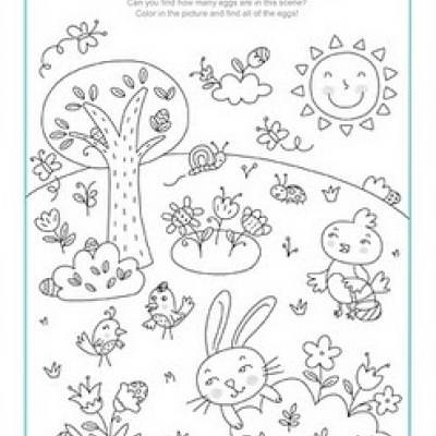 Easter Coloring Pages Kids Activities Tip Junkie