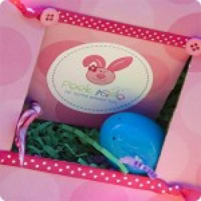 Easter Hunt Box {Grandparents}