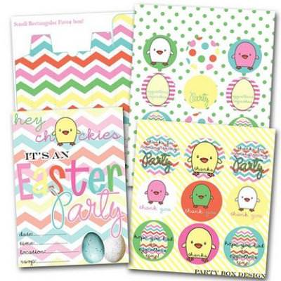 Easter Party Printables {Easter Day}