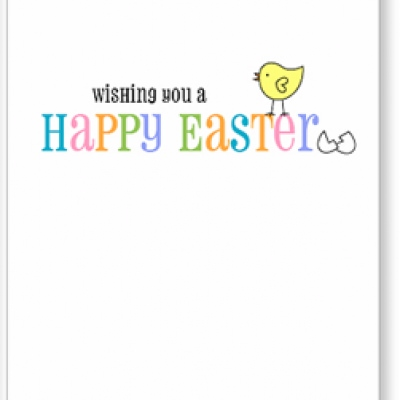 photo about Easter Cards Printable identified as Absolutely free Printable Easter Card Suggestion Junkie