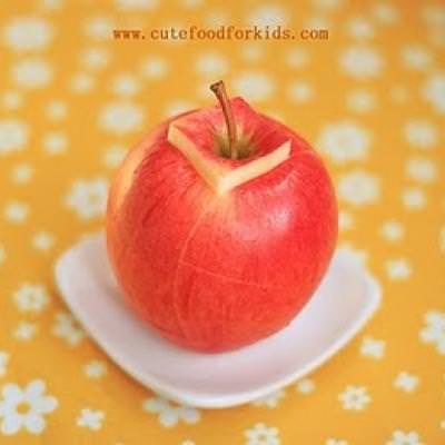 Apple Puzzle {Family Fun Craft}