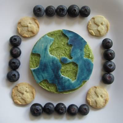 Earth Day Lunch