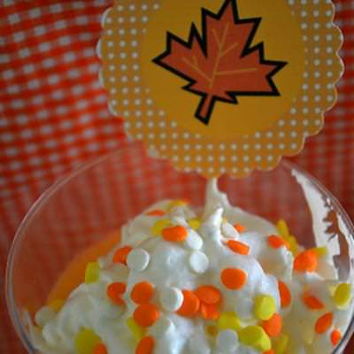 Fall Treat {Jello Recipe}