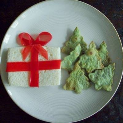 Christmas Present Lunch {Things To Make For Children}