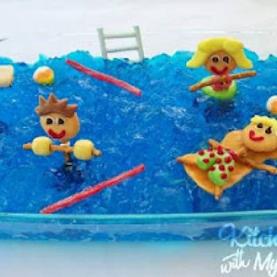 Pool Party Dessert