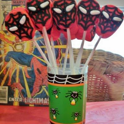 Spider Man Party