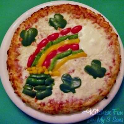 St. Patty's Pizza Ideas