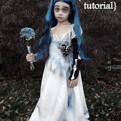 The Corpse Bride Tutorial
