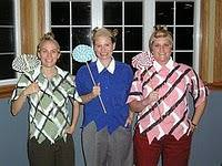 The Lollipop Guild {homemade Halloween costumes}