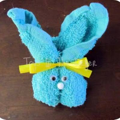 Boo Boo Bunny {Get Well Gift}