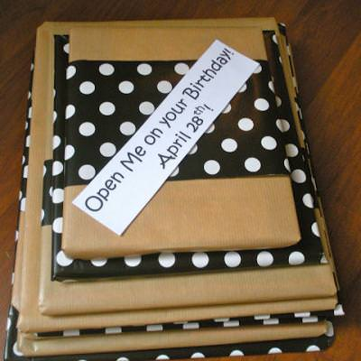 Book of the Month Child Birthday Gift