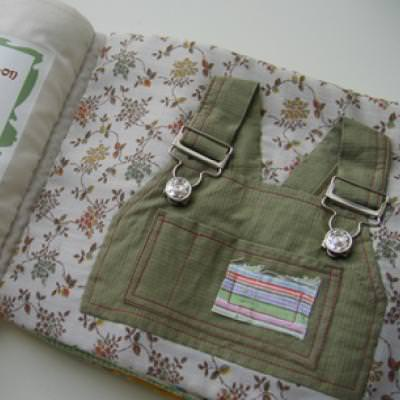 Clothing Book for Kids