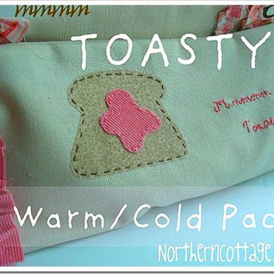 Toasty WARM PACK (or SOOTHING COOL PACK)