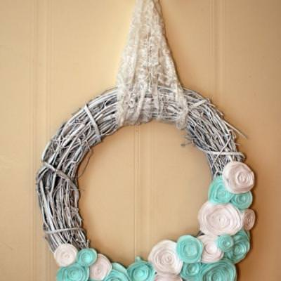 Winter Wreath Tutorial