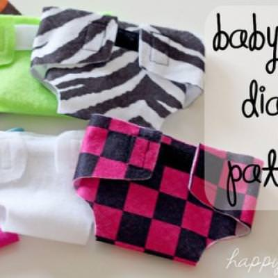 15 Doll Dress Up Clothes {Free Tutorials}