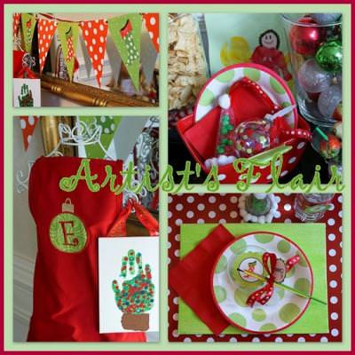 34 Christmas Games & Party Themes {Party Ideas}