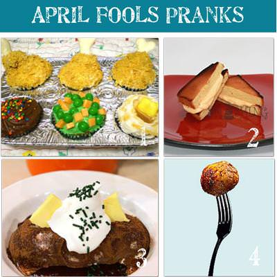 8 April Fools Practical Pranks {Fun Kids Ideas}