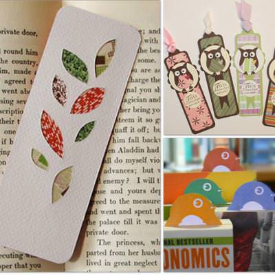 Create A Bookmark ~ 18 Darling Bookmark Templates {Free Printable}