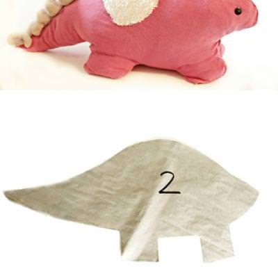 DIY Dinosaur {Crafts to Do}