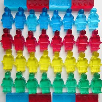 Project – Lego Soap {Easy Craft}