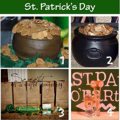 St. Patrick's Day Party & Activity Ideas {Kids Activities}