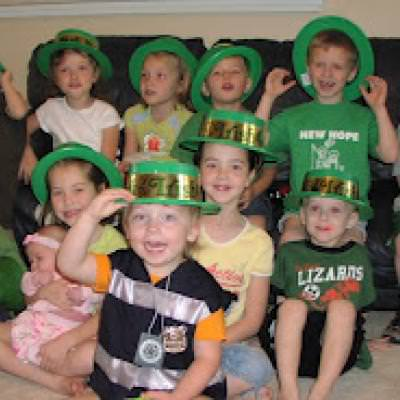 St. Patrick's Day {Party Ideas}