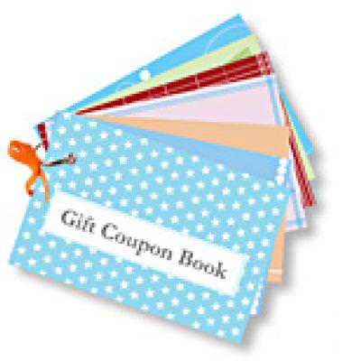 Coupon Book Template {Mother's Day Printables} | Tip Junkie