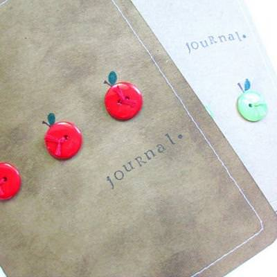 Apple Journals {Crafts With Paper}