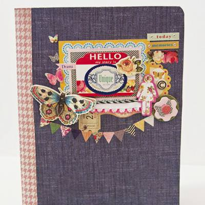 Composition Book {Paper Crafts}
