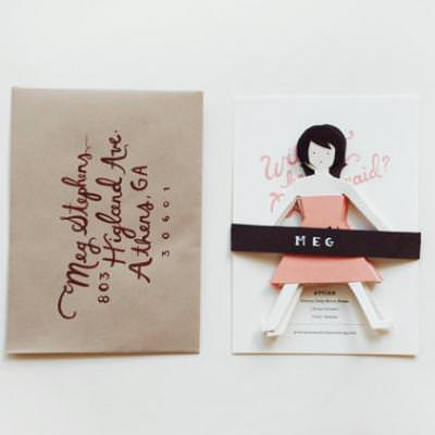 DIY Bridesmaids Cards {Bridesmaids Cards}