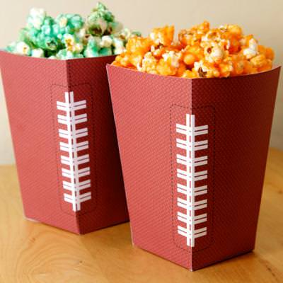 Free Football Party Printables {Party Decoration}