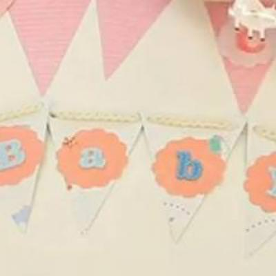 Pitter Patter Baby Pendant {Cutters}