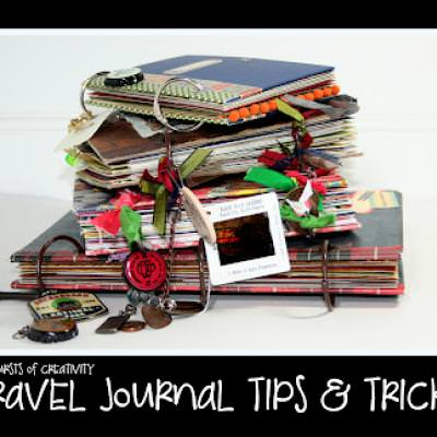 Travel Journal Tips & Tricks