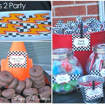 Cars 2 Party Tip Junkie